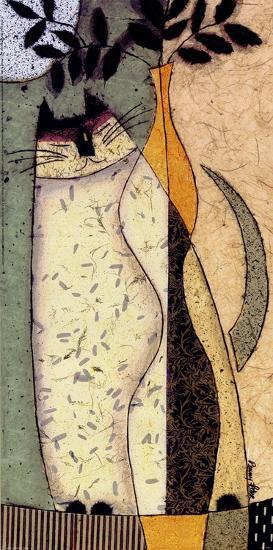 Cat II-Penny Feder-Art Print