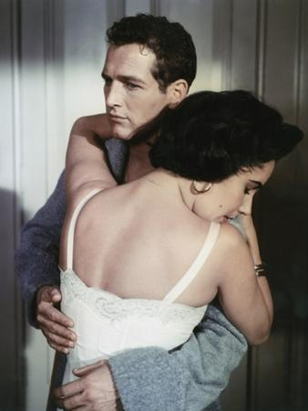 Cat on a Hot Tin Roof 1958 Directed by Richard Brooks Elizabeth Taylor and Paul Newman