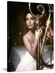 Cat on a Hot Tin Roof, Elizabeth Taylor, Directed by Richard Brooks, 1958