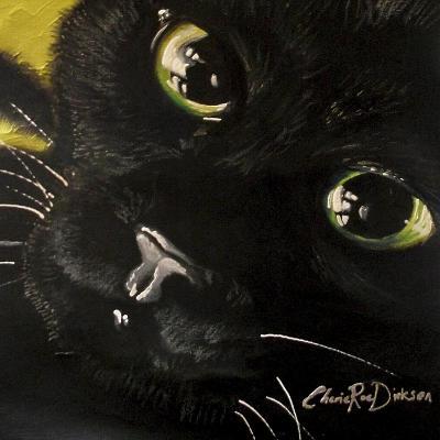 Cat's Eyes-Cherie Roe Dirksen-Giclee Print