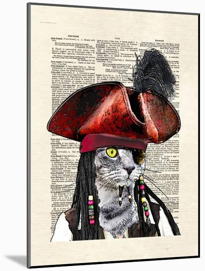 Cat Sparrow-Matt Dinniman-Mounted Art Print