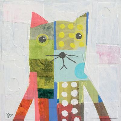Cat-Julie Beyer-Art Print