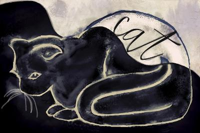 Cat-Mindy Sommers-Giclee Print