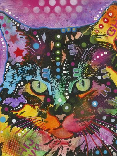 Cat-Dean Russo-Giclee Print