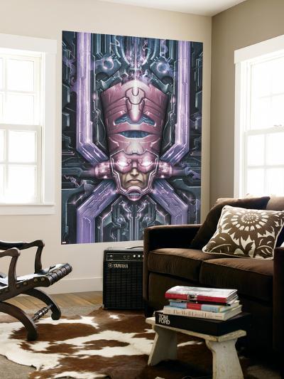Cataclysm: Ultimate X-Men #1 Cover: Galactus-Mariusz Siergiejew-Wall Mural
