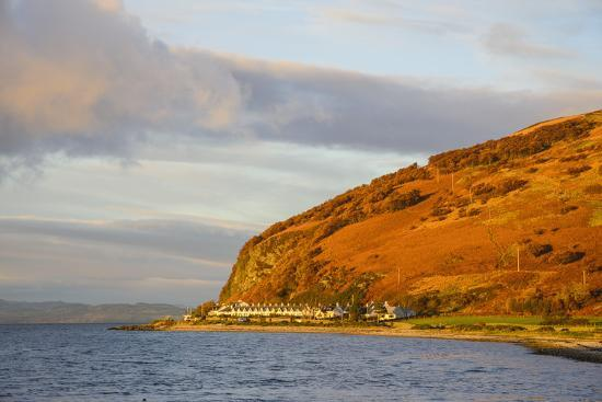 Catacol, Isle of Arran, North Ayrshire, Scotland, United Kingdom, Europe-Gary Cook-Photographic Print