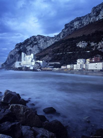 Catalan Bay, Gibraltar-Doug Pearson-Photographic Print