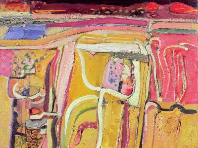 Catalan Harvest, 2008-Derek Balmer-Giclee Print