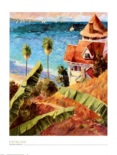 Catalina-Michael Hallinan-Art Print