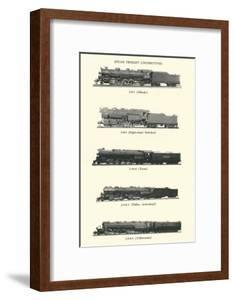 Catalog of Steam Freight Trains