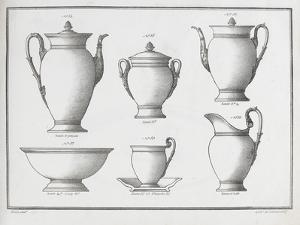Catalogue of the Porcelain Factory Coussac Bonneval