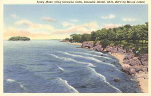 Catawba Cliffs, Catawba Island, Cleveland, Ohio