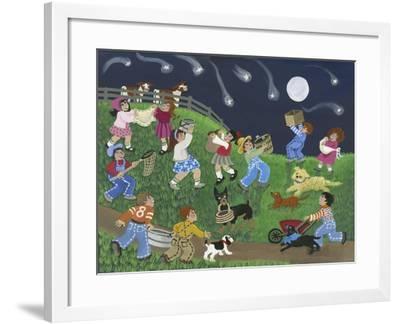 Catch a Falling Star-Carol Salas-Framed Giclee Print