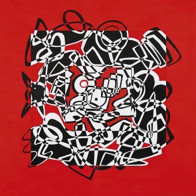 Catch up-Randy Engelberg-Giclee Print