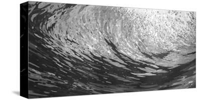 Catching a Wave-Margaret Juul-Stretched Canvas Print