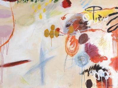 Catching Bubbles-Kyoko Fischer-Art Print
