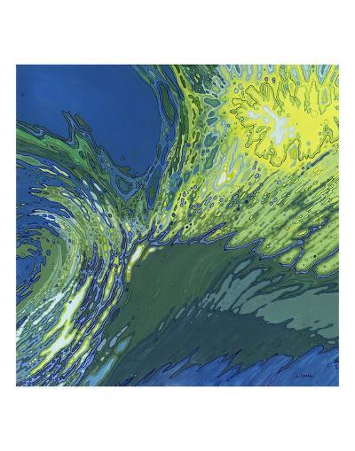 Catching Sunlight-Margaret Juul-Art Print