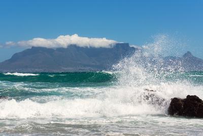 Cape Town, Table Mountain, Coast