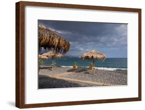 Greece, Crete, Lapetra, Beach Restaurant by Catharina Lux