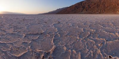 Panorama, USA, Death Valley National Park, Bad Water