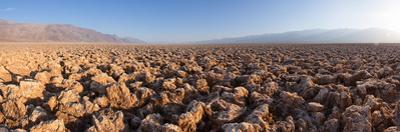 Panorama, USA, Death Valley National Park, Devil's Golf Course by Catharina Lux