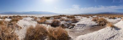 Panorama, USA, Death Valley National Park, Salt Creek by Catharina Lux