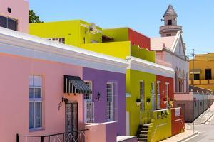 South Africa, Cape Town, Bokaap, Historic District by Catharina Lux