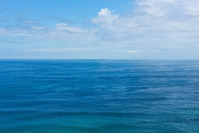 South Africa, Garden Route, Sea, Horizon