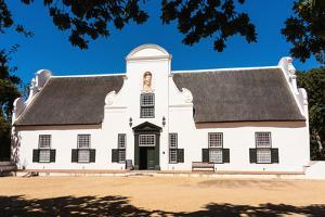 South Africa, Groot Constantia, Vineyard by Catharina Lux