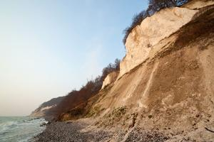 The Baltic Sea, National Park Jasmund, Chalk Rocks by Catharina Lux