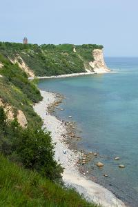 The Baltic Sea, R?gen, Cape Arkona, Chalk Rocks by Catharina Lux