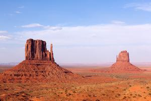 USA, Monument Valley by Catharina Lux