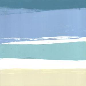 Beach I by Cathe Hendrick