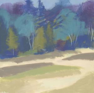 Coastal Dunes II by Cathe Hendrick