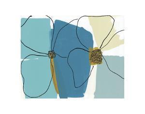 Flower Dance I by Cathe Hendrick