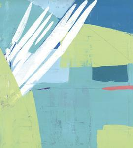 Island I by Cathe Hendrick