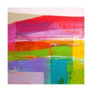 Landscape Design No. 3 by Cathe Hendrick