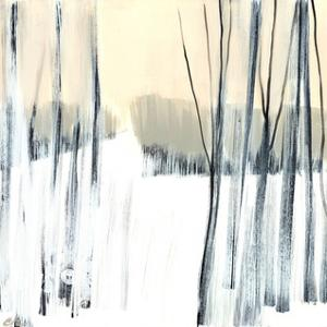 Winter Woods II by Cathe Hendrick