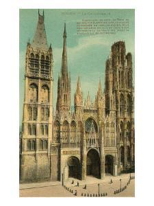 Cathedral at Rouen