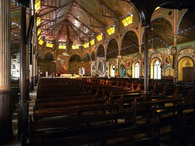 Cathedral Basilica of the Immaculate Conception, Castries, Saint Lucia--Photographic Print