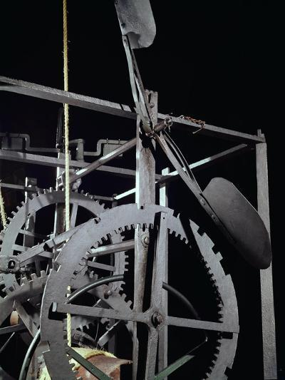 Cathedral Clock Made For the Tower in Salisbury Cathedral, 1386--Giclee Print