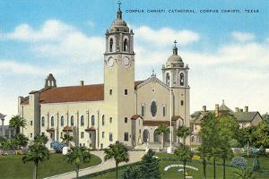 Cathedral, Corpus Christi