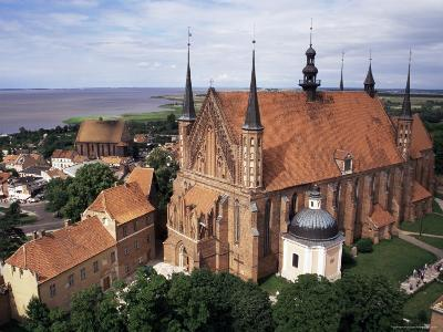 Cathedral Dating from the 14th Century, Frombork, Poland-Ken Gillham-Photographic Print