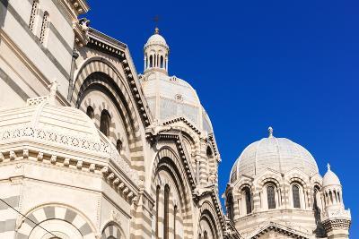 Cathedral of Marseille (Notre-Dame De La Major) (Sainte-Marie-Majeure)-Nico Tondini-Photographic Print