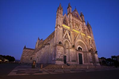 Cathedral of Orvieto-Terry Eggers-Photographic Print