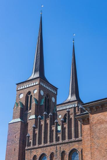 Cathedral of Roskilde, Denmark-Michael Runkel-Photographic Print
