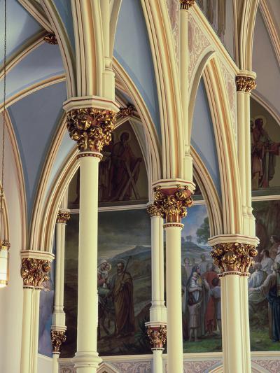 Cathedral of St. John the Baptist, Savannah, Georgia, USA--Photographic Print