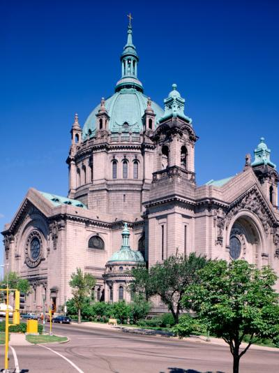 Cathedral of St. Paul, St. Paul, Minnesota-Bernard Friel-Photographic Print