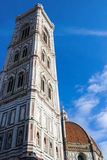 Cathedral Santa Maria del Fiore, Piazza del Duomo, Tuscany, Italy-Nico Tondini-Photographic Print