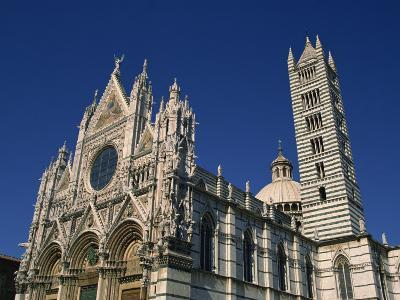 Cathedral, Siena, Tuscany, Italy, Europe-Short Michael-Photographic Print